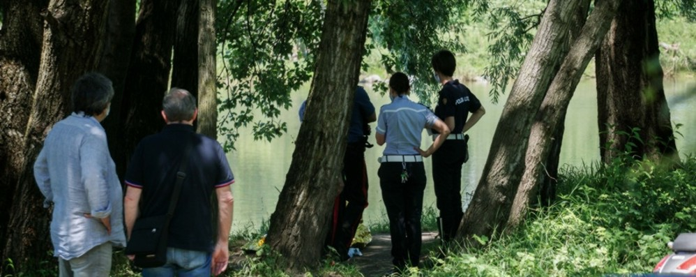 Caduto in acqua vicino a casa Recuperato nel Brembo da 2 podisti