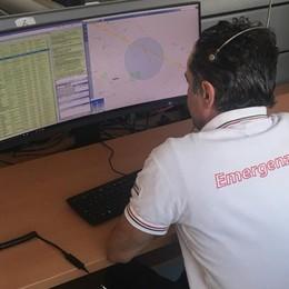 Da 10 anni l'emergenza passa dal 112 «In Bergamasca 3,7 milioni di chiamate»