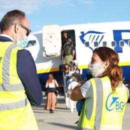 Da Catania a Ibiza fino ad Atene Ryanair, ripresi i voli da Orio