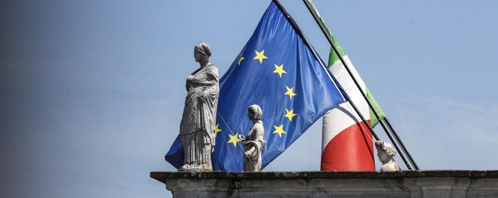 Demagogia contro i fondi dell'Europa