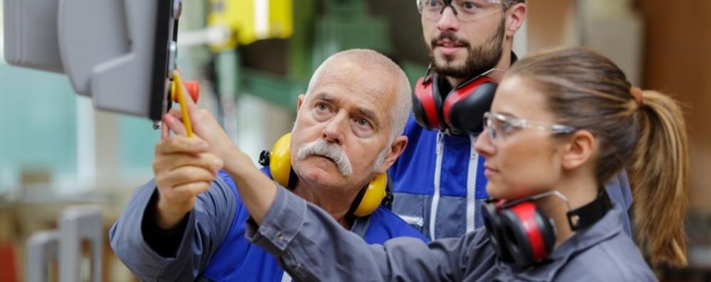 Fatturato in calo del 49% a Bergamo «Preoccupa immobilismo dei mercati»
