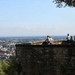 Guardare Bergamo dall'alto: 5 punti panoramici di Città Alta