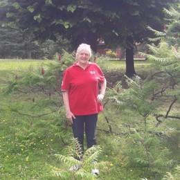 La battaglia (vinta) di Antonietta    «E adesso torno in Croce Rossa»