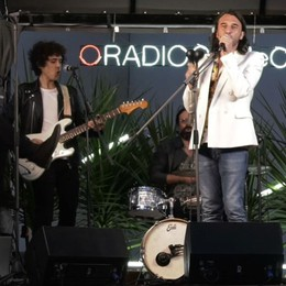 Lo strano mondo dei live post-covid Nic Cester in concerto per Radio Gamec