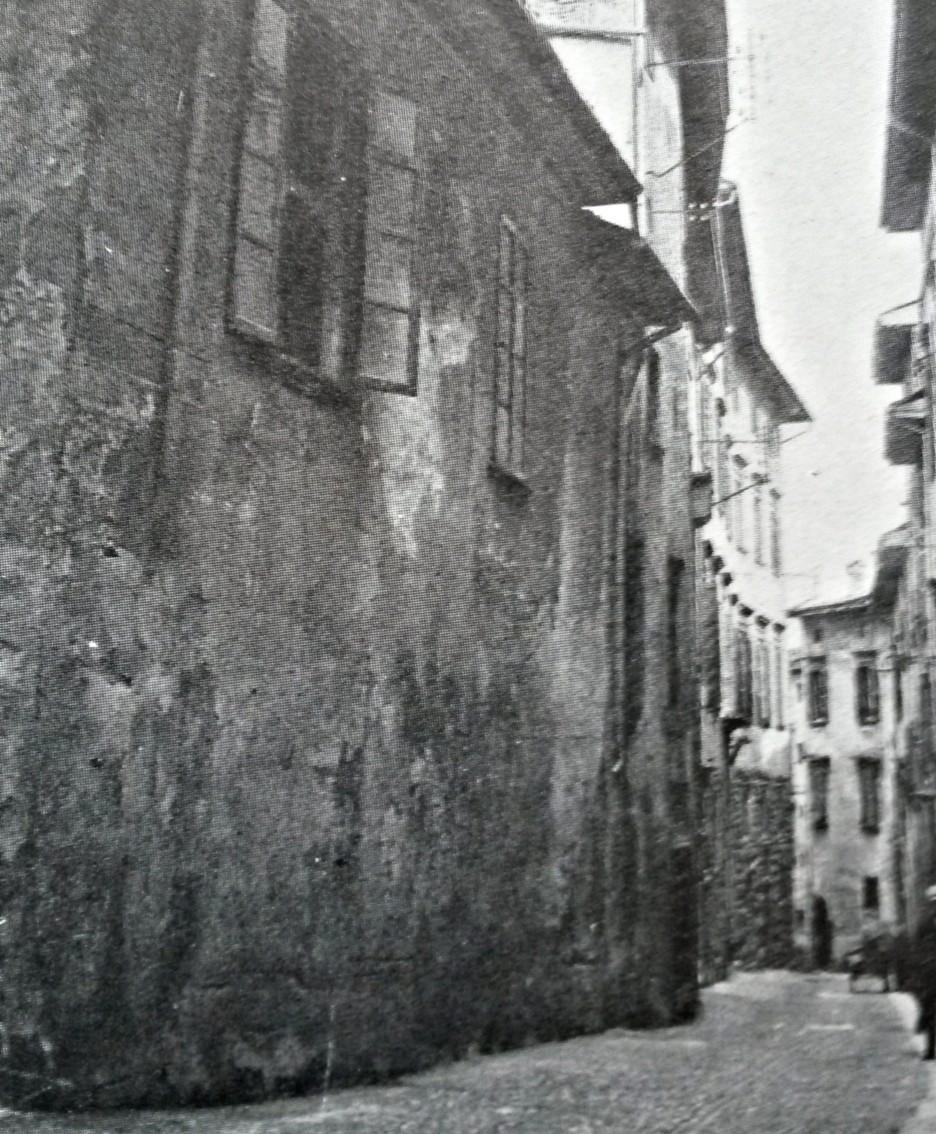 Il teatrino San Cassiano