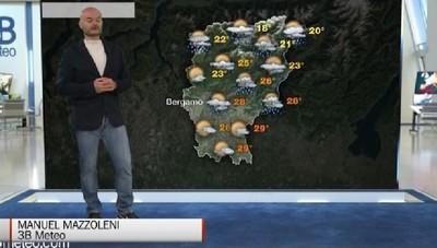 Meteo, le previsioni per giovedì 25 giugno