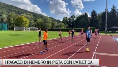 Nembro, i ragazzi ripartono anche dall'Atletica Saletti