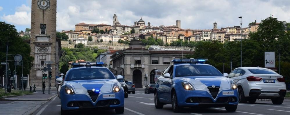 Polizia, in servizio le nuove volanti Già impegnate nei controlli sulle strade