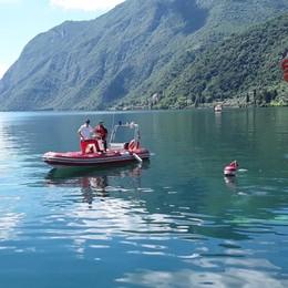 Scomparso dal 2 giugno - Foto Le ricerche con il drone sottomarino