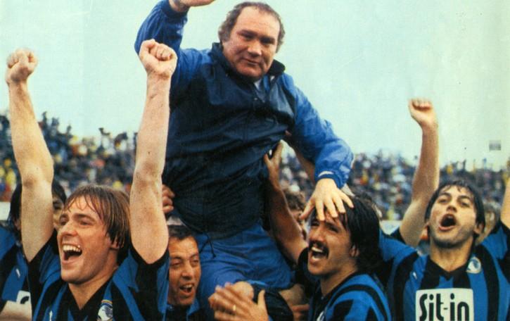 Tra Atalanta e Lazio c'è... il biondino Agostinelli. Storia di un talento che sbagliava mille gol, tranne uno