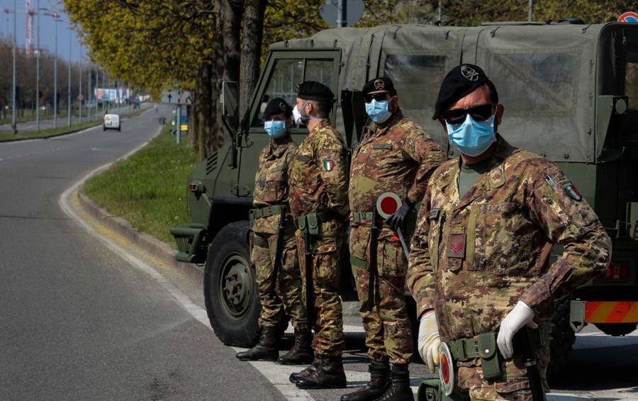 Covid, controllate 12 mila persone in 3 mesi Esercito a Bergamo: ora il  rientro a Orio - Cronaca, Bergamo