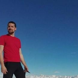 Morto in montagna a 26 anni L'ultimo saluto martedì a Romano