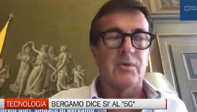 Tecnologia - Bergamo dice sì al 5g