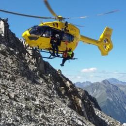 Tragedia in montagna nel bresciano  Muore 26enne alpinista bergamasco