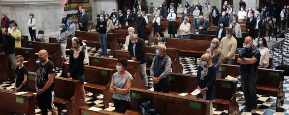 Accordo Cei e Ministero Si allentano le restrizioni a Messa
