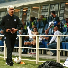 Gasp: «L'Atalanta ha chiari i suoi obiettivi» A Udine probabile Ilicic dal primo minuto