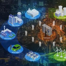 Le auto elettriche come centrali  di energia verde per le smart grid