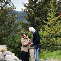 Ritrovato il 79enne scomparso a Bratto Era su un sentiero in stato confusionale