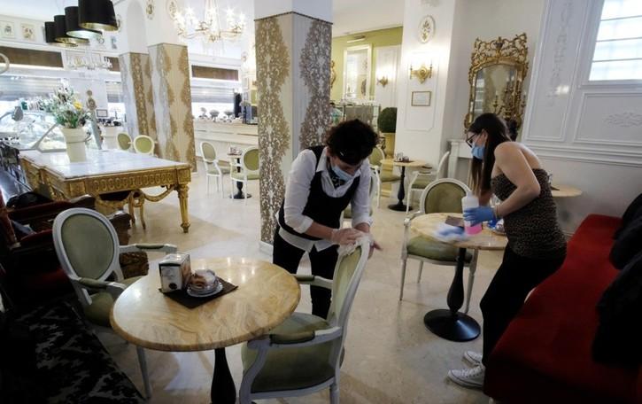 Bar e ristoranti, il 43% ha perso  più dell'80% di fatturato