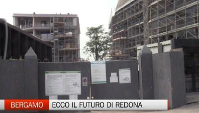 Ecco il nuovo quartiere di Redona: prime aperute tra cui la muova strada