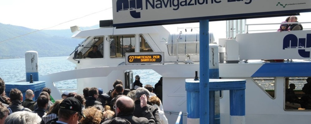 Lago d'Iseo, riparte la stagione I sindacati: «Rischio sciopero»