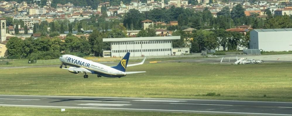 Orio, forte ripresa dei voli dal 1° luglio Ryanair aggiunge 52 rotte