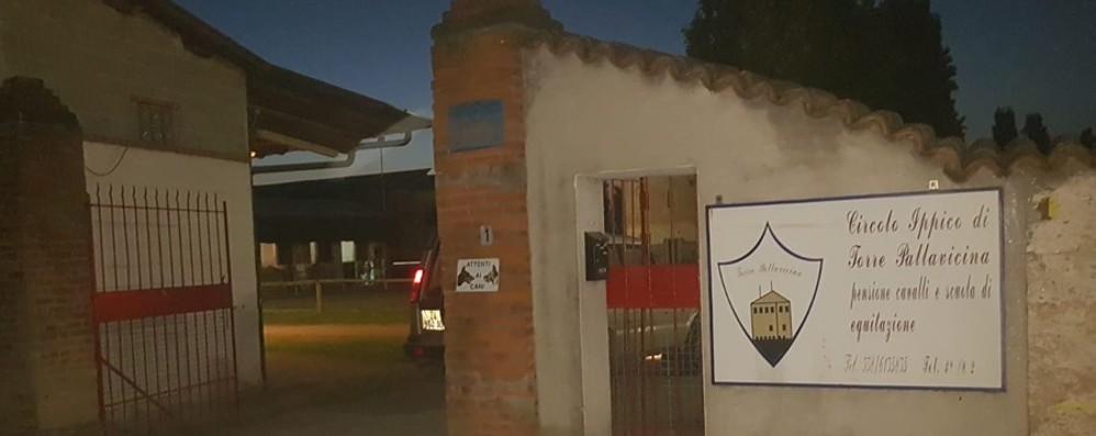 Torre Pallavicina, cade da cavallo 14enne portata in elisoccorso in ospedale