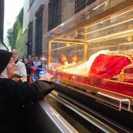 Papa Giovanni moriva 57 anni fa Il video integrale della Messa del Vescovo