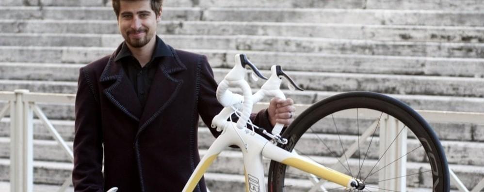 Anche la bici di Sagan donata al Papa nella lotteria in favore dell'ospedale