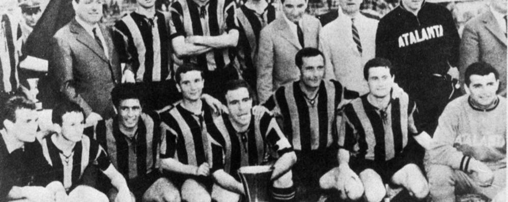 Atalanta, quelle analogie tra la dirigenza della Coppa Italia 1963 e di adesso