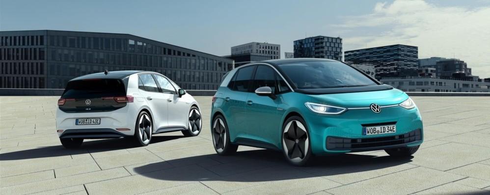 Elettrica Volkswagen ID.3 Serie speciale di lancio