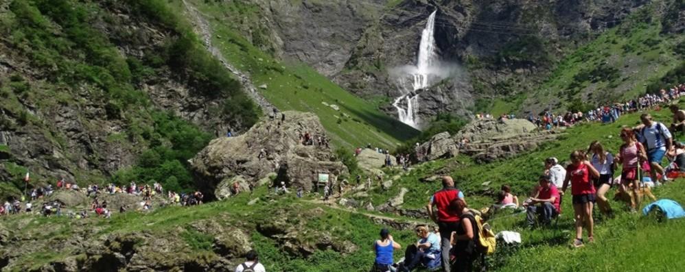 Le cascate del Serio non aprono Annullata la data del 21 giugno