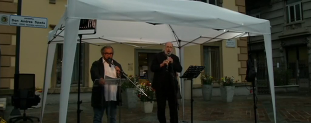 Performance di Castagna e Trovesi Chiude il «memoriale» de L'Eco - Video