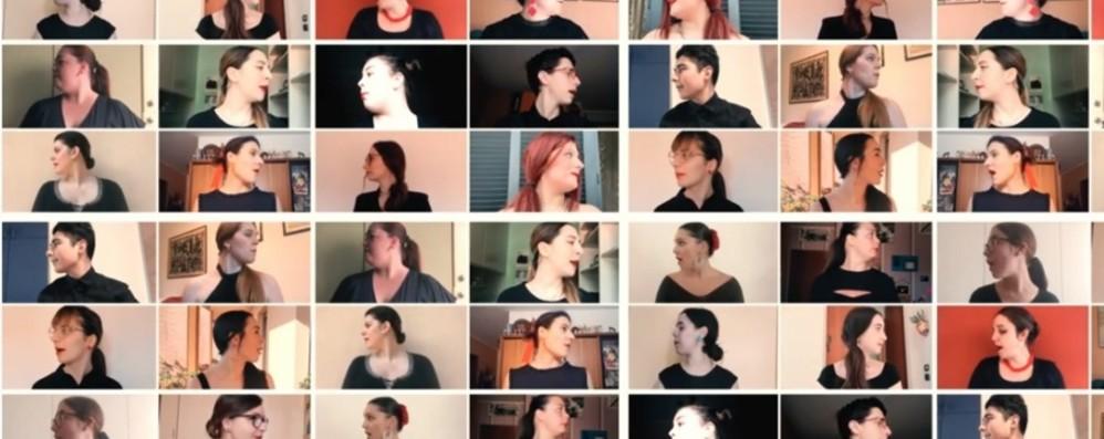 Una nuova vita per Libertango Il video de Gli Harmonici