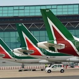 Alitalia per ora resta a terra Niente voli per Roma a luglio