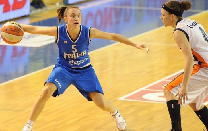 Basket, coach Giulia Gatti  torna a giocare da play