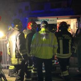 Cade dalla bici e si infilza in una recinzione Torre de' Roveri, ferito ragazzo di 14  anni
