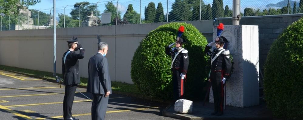 Carabinieri, vicini alla gente nell'epidemia Il ricordo di Polzoni, morto per il Covid