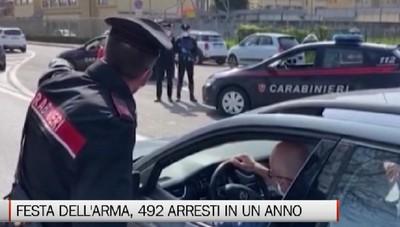 Festa dell'Arma, l'impegno dei Carabinieri in un anno di eccezionale emergenza