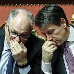 I 37 miliardi del Mes sparigliano i partiti Berlusconi in soccorso