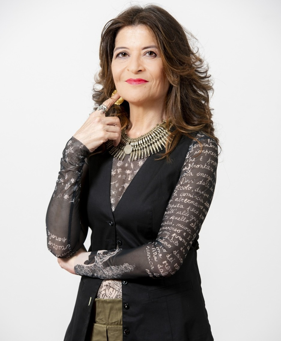 Maria Pia De Vito (foto Gianfranco Rota)
