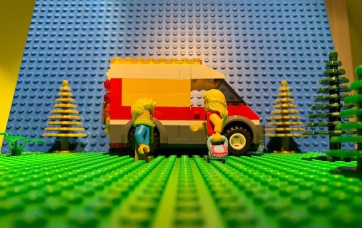 Mare di Libri, vince un bergamasco con un booktrailer fatto con i Lego