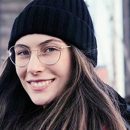 Stefania, un sogno lavorare al MoMA
