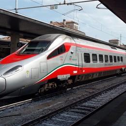 Treni, alta velocità Bergamo-Roma  Frecciargento sui binari, dal 14 anche Italo