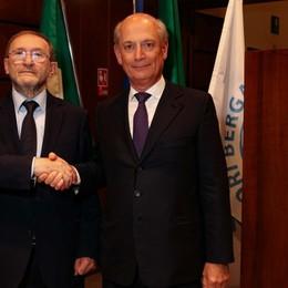 Camera di Commercio, nuovo direttivo Mazzoleni: «Regnerà la condivisione»