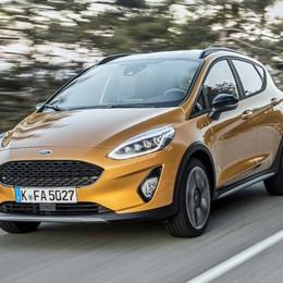 Ford elettrifica anche la Fiesta
