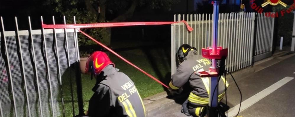 Operato il ragazzo caduto dalla bici Torre de' Roveri, il 15enne fuori pericolo