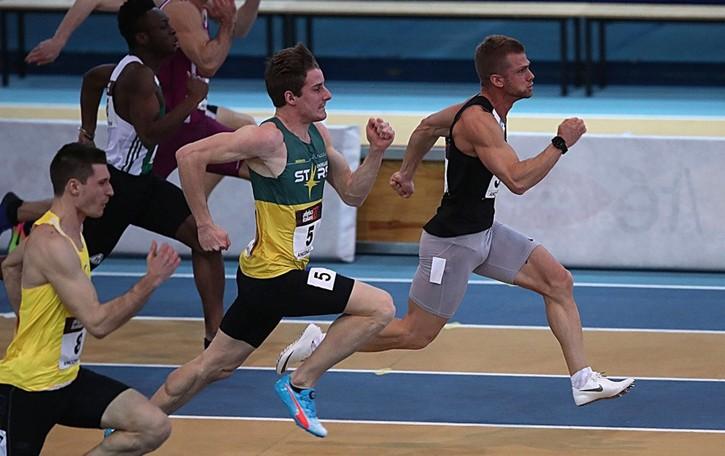 Verso le Olimpiadi, lo sprinter Rigali «Per qualificarmi devo imparare a partire»
