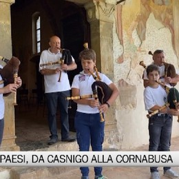 Gente e Paesi, da Casnigo alla Cornabusa