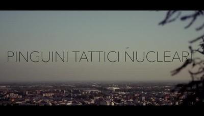 I «Pinguini Tattici Nucleari» cantano «Bergamo»